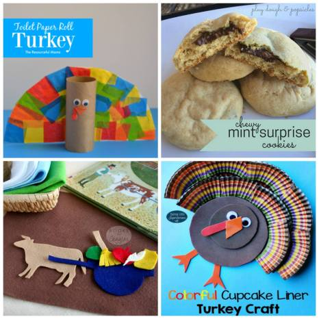 Made for Kids link party hostesses features