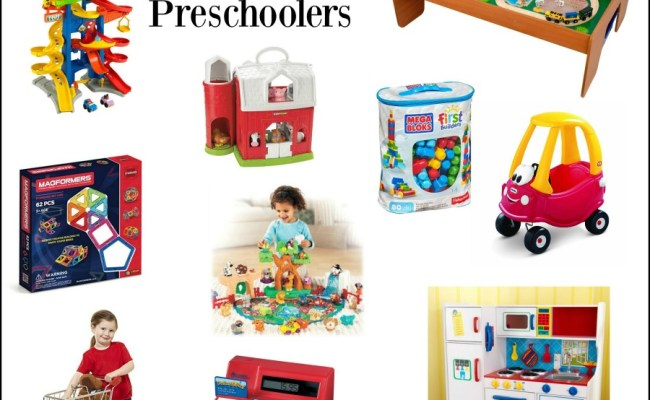 Best Toys For Toddlers And Preschoolers The Resourceful Mama