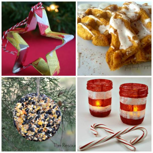 Hostesses features Made for Kids lots of Christmas inspiration
