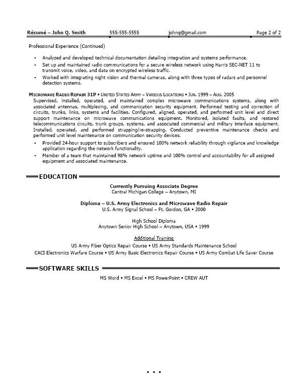 telecommunications service technician cover letter | env-1198748 ...