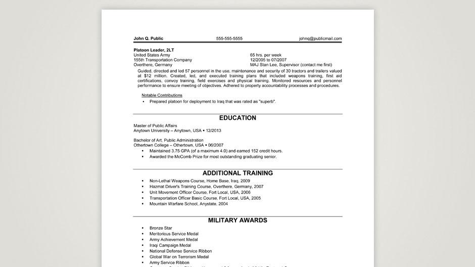 security specialist resume logistics management information technol