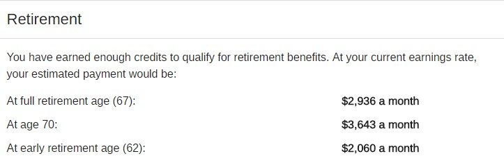 Should You Take Social Security At Age 62 Or 70? - The Retirement