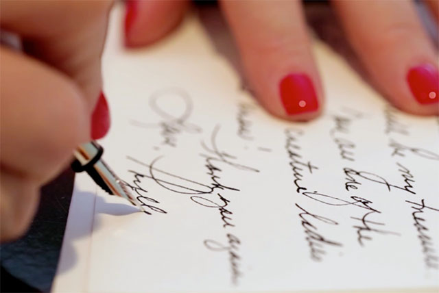 How to Write the Perfect Thank You Note