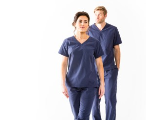 Modern Fit Scrubs