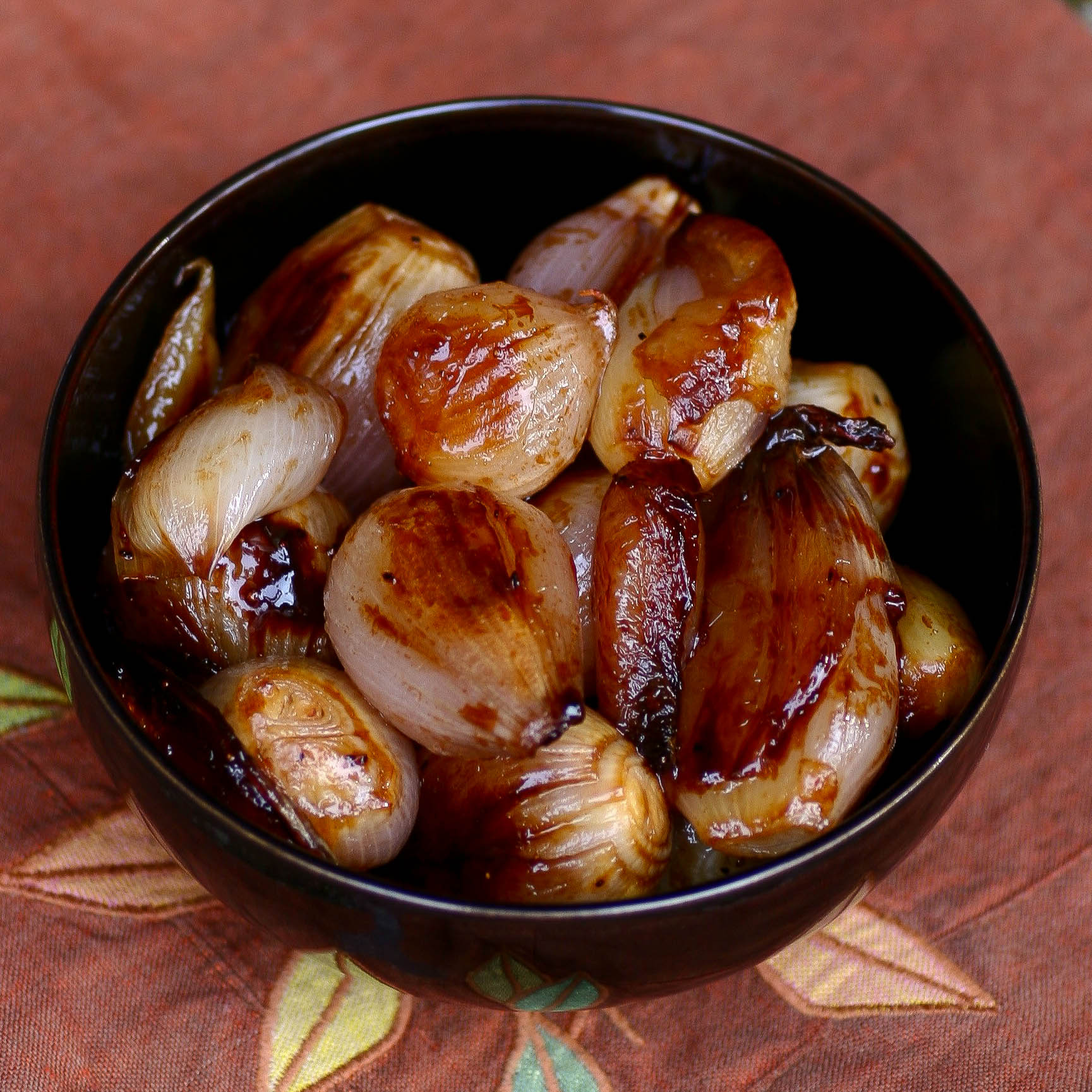 Roast Chicken With Caramelized Shallots Recipes — Dishmaps
