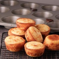 My Best Southern Cornmeal Muffins