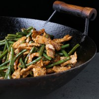 Quick and Easy Pork Stir-fry with Green Beans