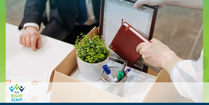When a Top Employee Resigns, Here\u0027s What to Do Roseville Staffing