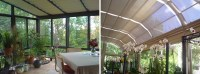 Four Seasons Sunroom Shades by Thermal Designs, Inc.