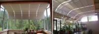 Sunroom Shades and Solarium Shades by Thermal Designs, Inc.