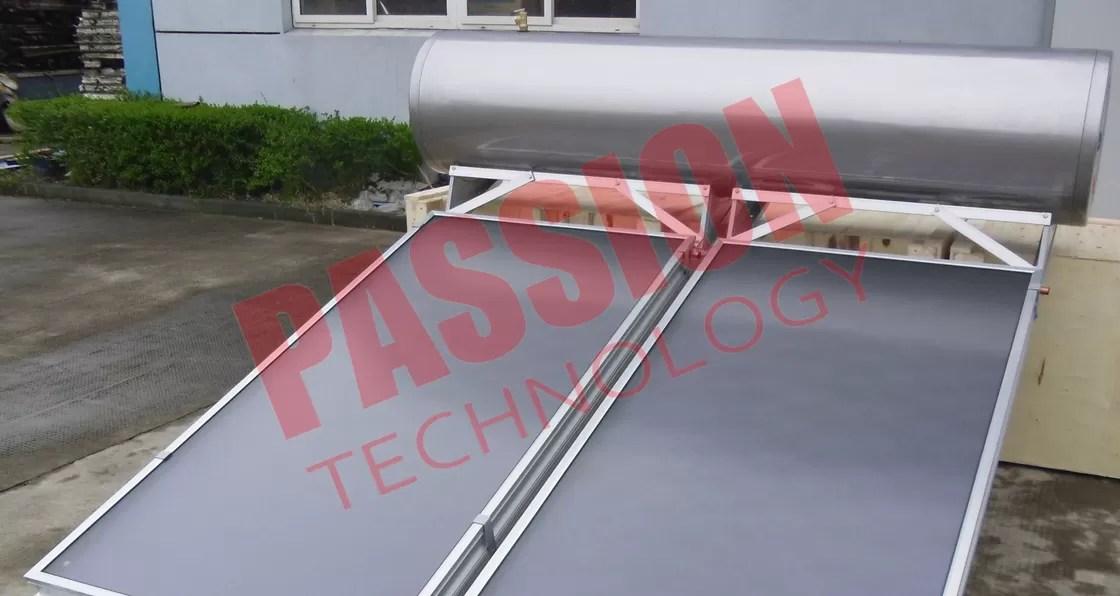 High Absorption Closed Loop Solar Water Heater Solar
