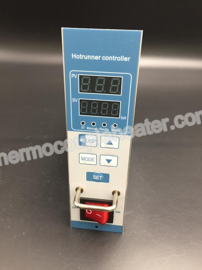 PWM / SSR Hot Runner Temperature Controller Zero Cross / Phase Angle