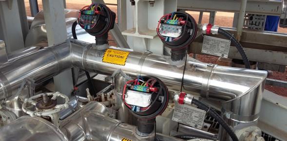 Heat Tracing Heating Elements Measurement Control