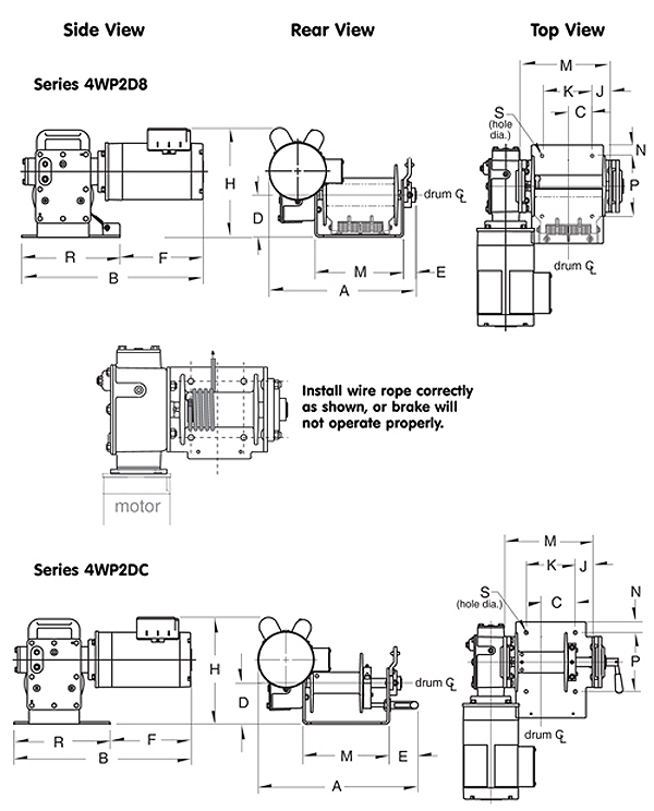 controls the speed of one or two electric motors