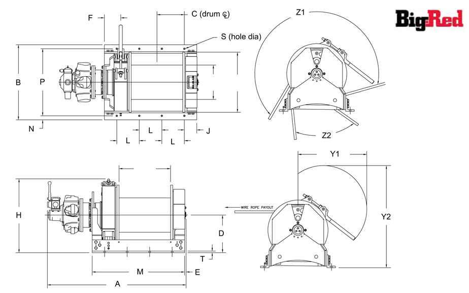 thern winch wiring diagram