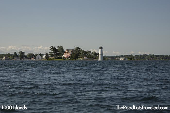 Rock Island Light, 1000 Islands