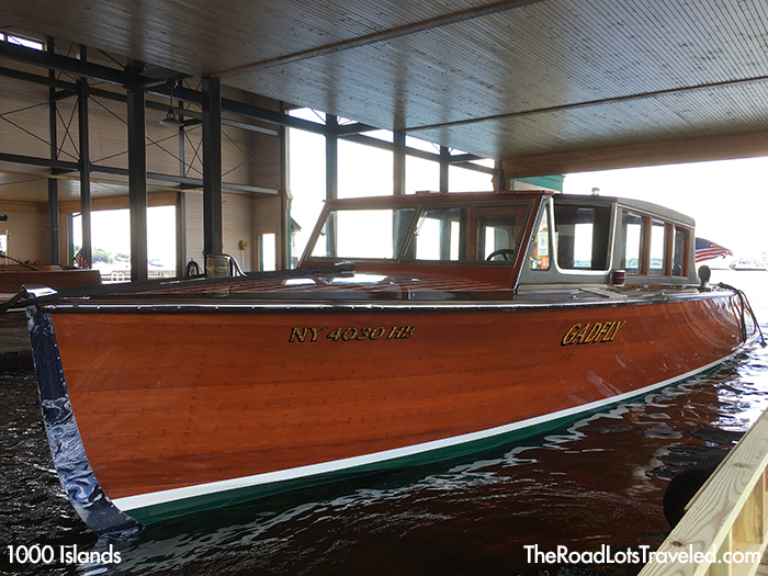 Wooden Boat Gadfly