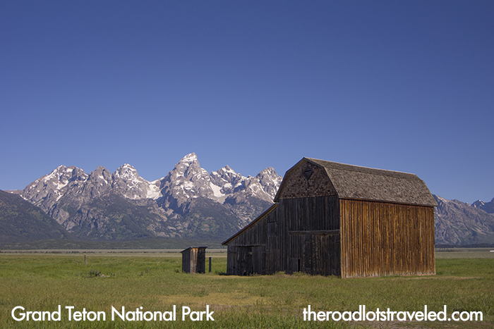 Mormon Row, Grand Teton National Park Photo Spots
