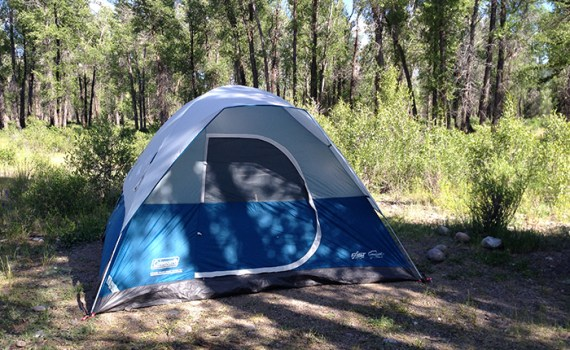 Grand Teton National Park Camping