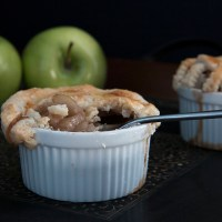 Mini Apple Pies:  Bye Miss American Pie