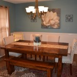 Project: DIY Farmhouse Dining Room Table