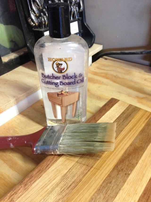 Howard Butcher Block and Cutting Board Oil