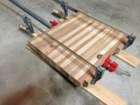 DIY Butcher Block Cutting Board Tutorial   The Rodimels ...
