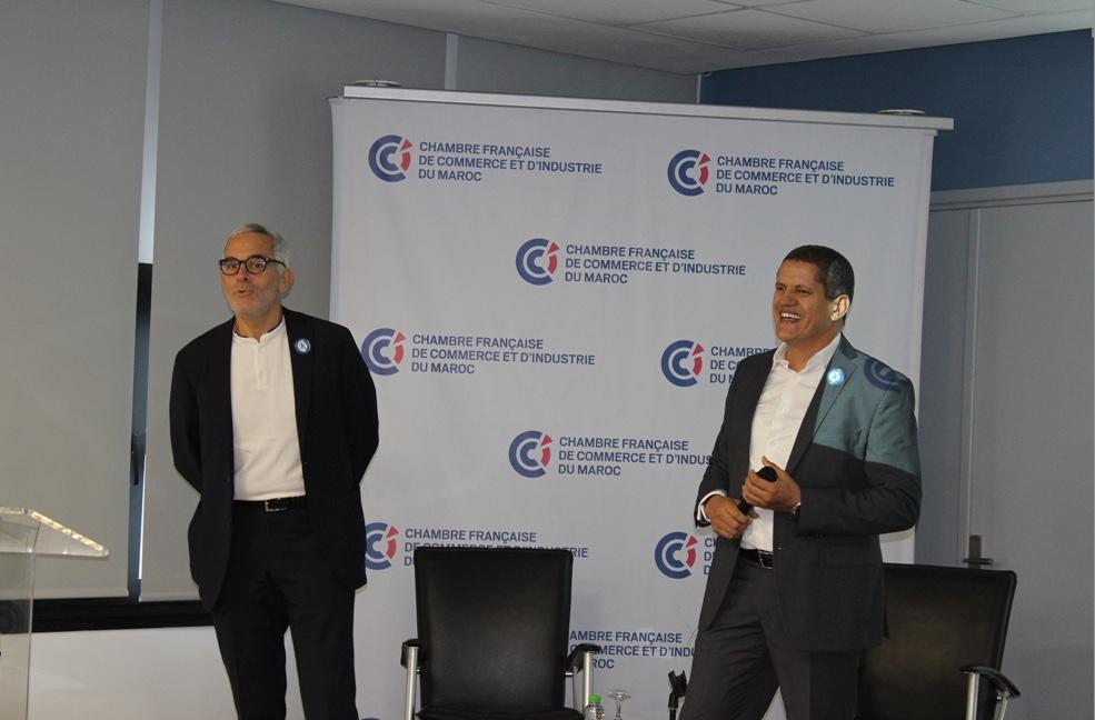 Convention Kluster CFCIM X Officium Maroc THE ROLLING NOTES - Chambre De Commerce Francaise Maroc