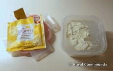 instant goat milk