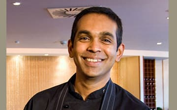 Inka Weerasinghe- Head Chef