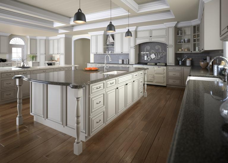 Pre Assembled Kitchen Cabinets The Rta Store