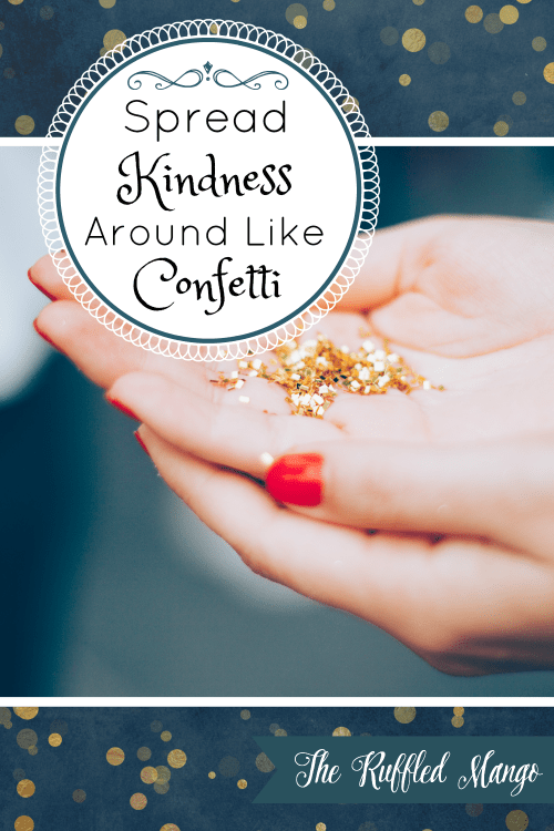 Let's tell our inner mean girl to step back! Kindness makes the world a better place to live.