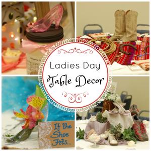 Part 2: Ladies Day Table Decor