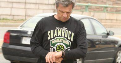 Runner Aims For Historic Ultramarathon Challenge