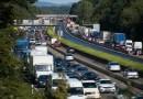 Motorway Closed Due to Dangerous New Running Craze