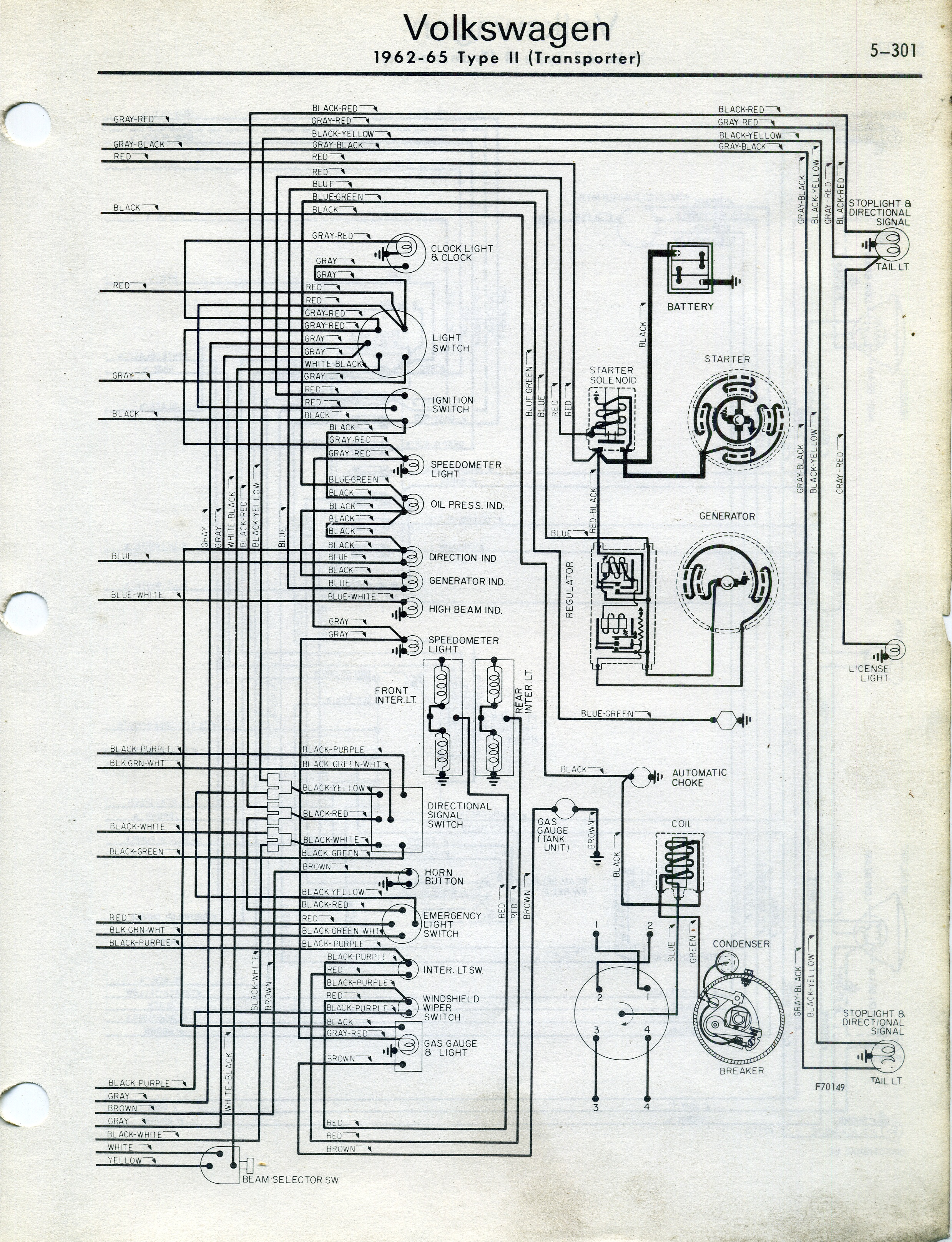 automotive wiring diagrams page 16 of 301