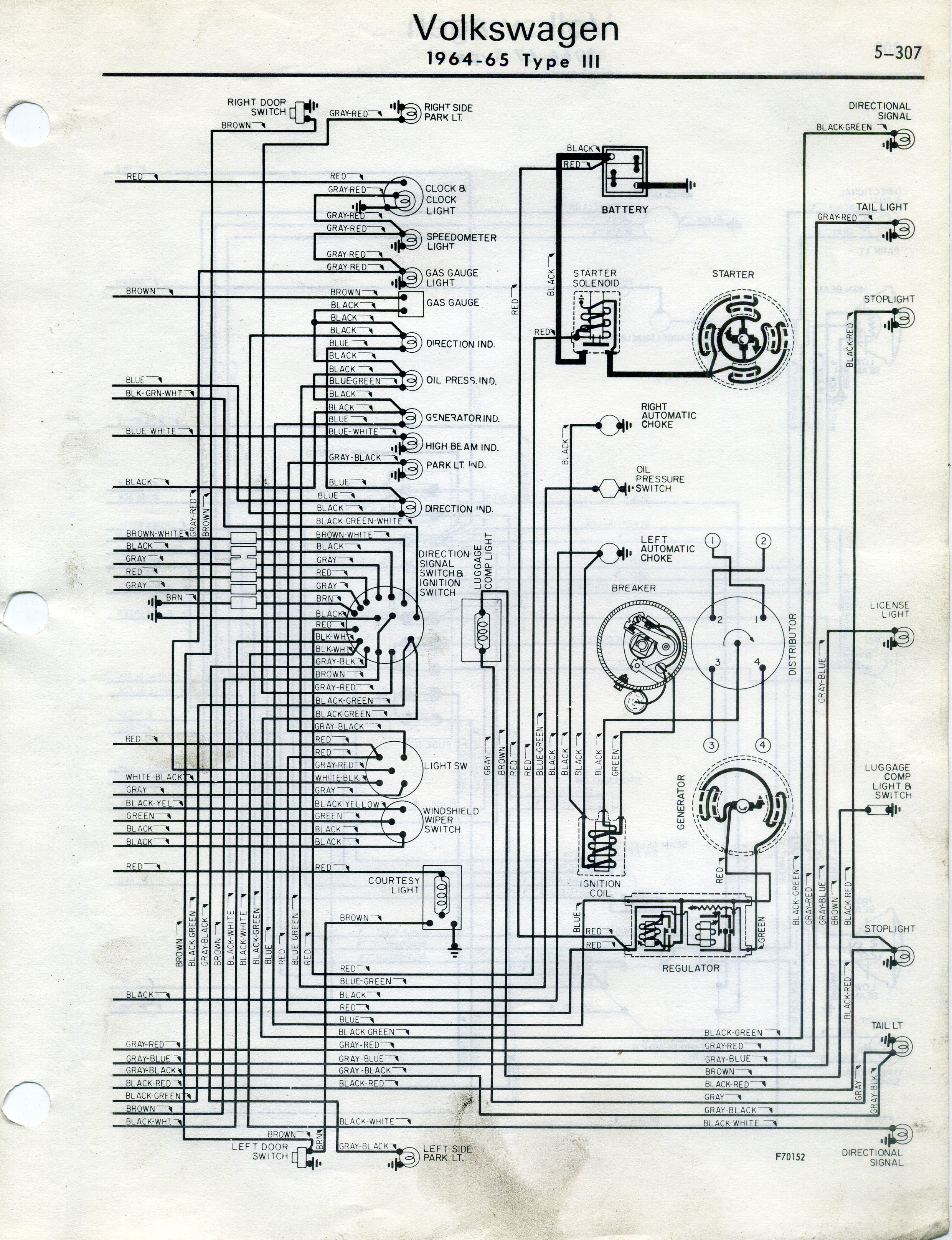 1977 corvette wiring diagram thesambacom type 2 wiring diagrams
