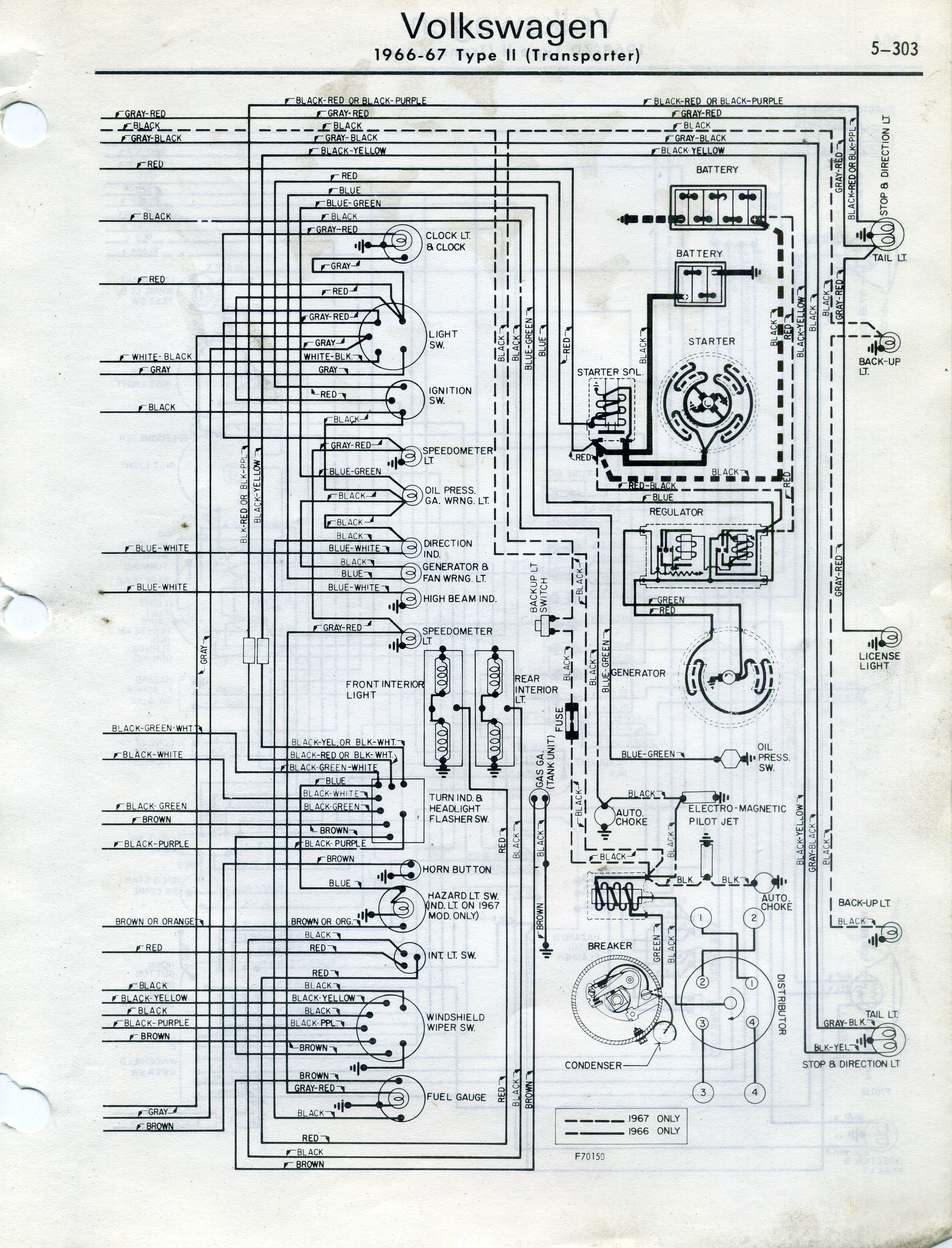 Vw T4 Wiring Loom Diagram Library Thesambacom Gallery Trike Diagrams 66 Transporter