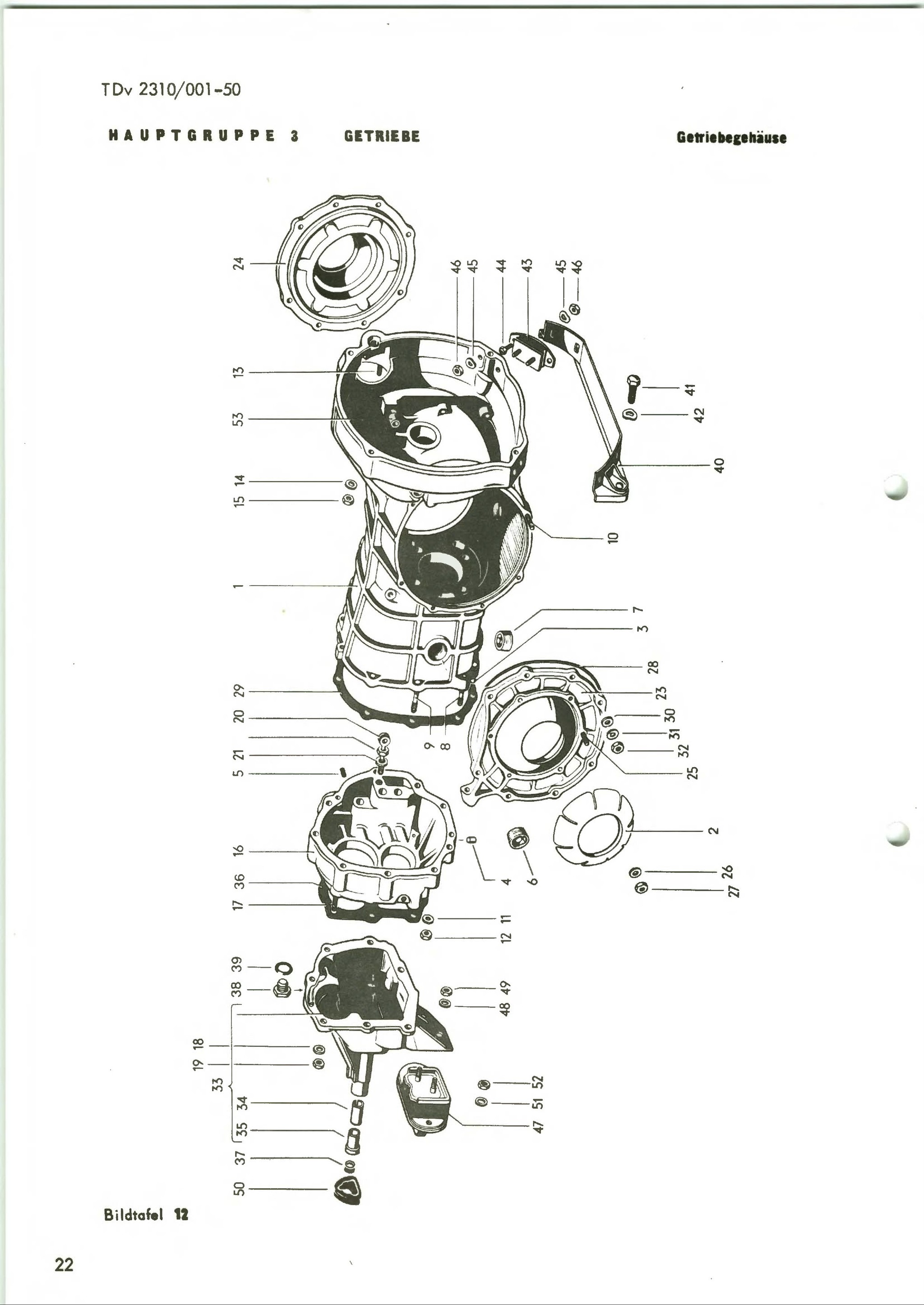 vintage fuse box parts