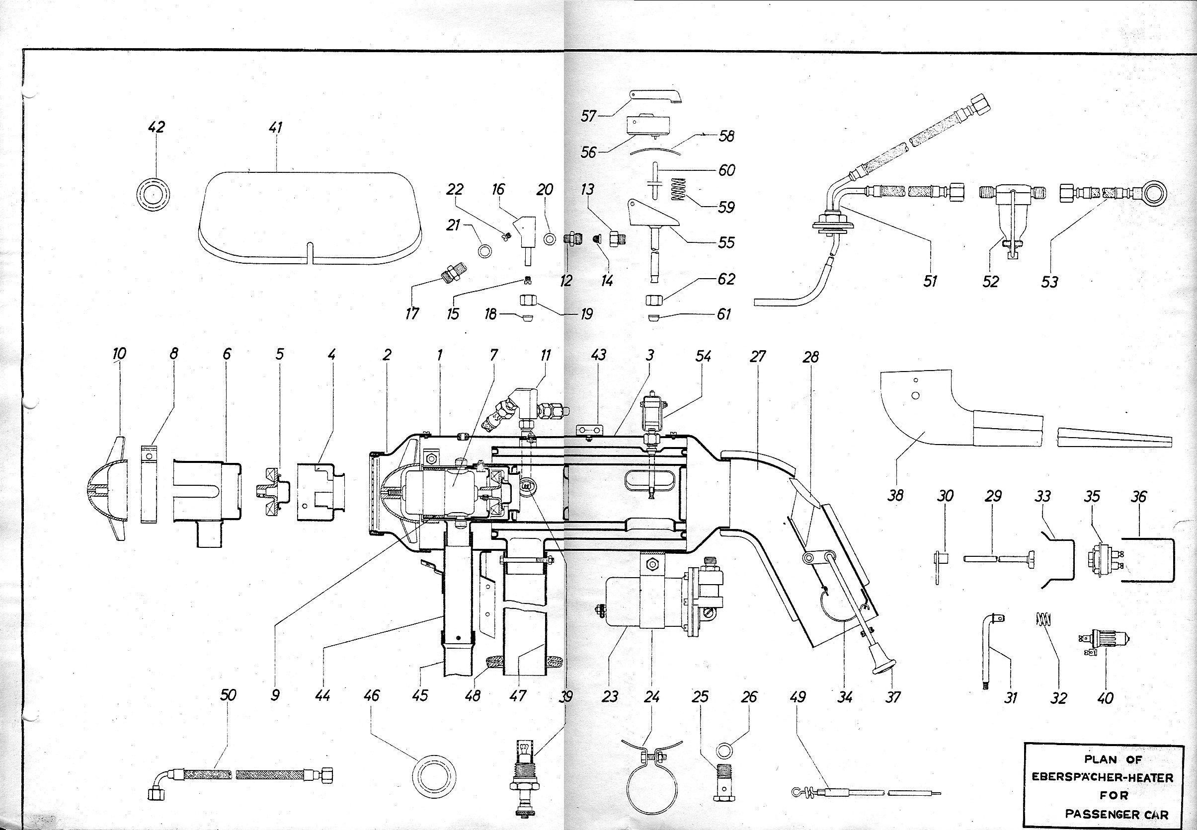 1964 vw alternator wiring