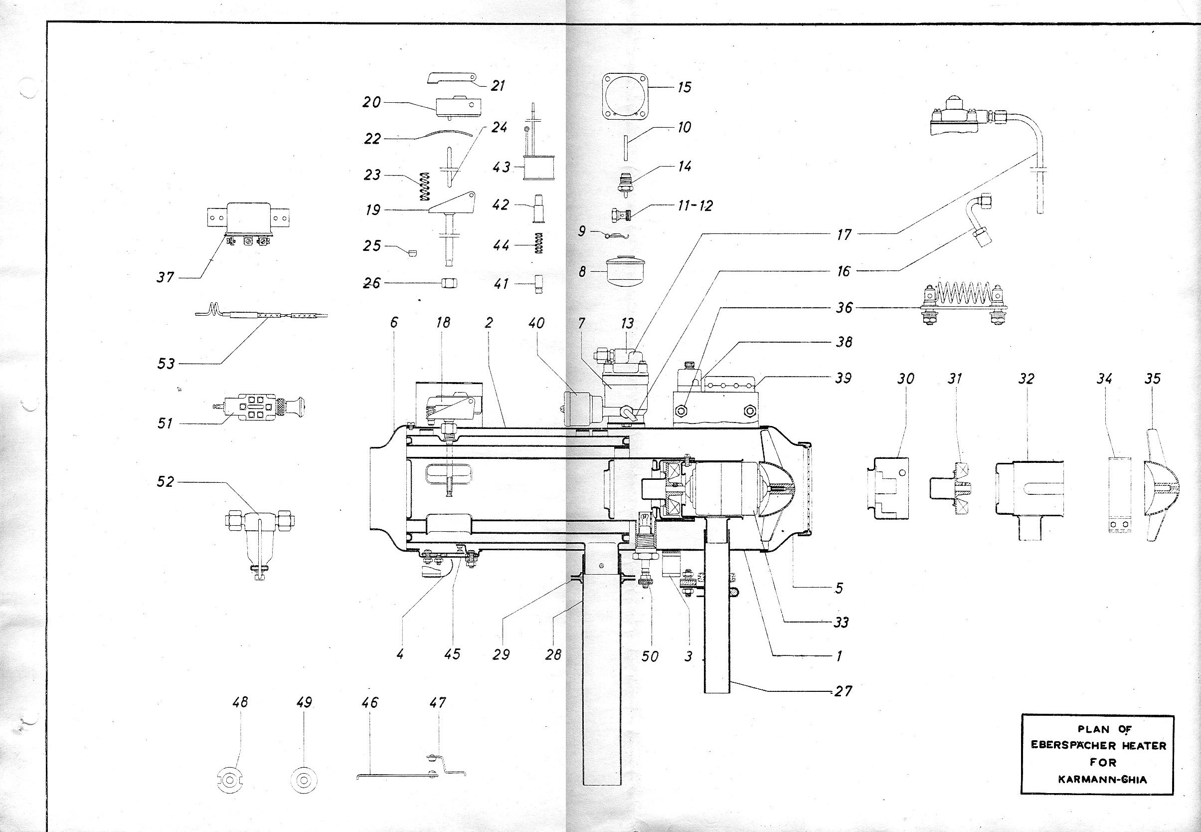 1986 vw golf wiring diagram