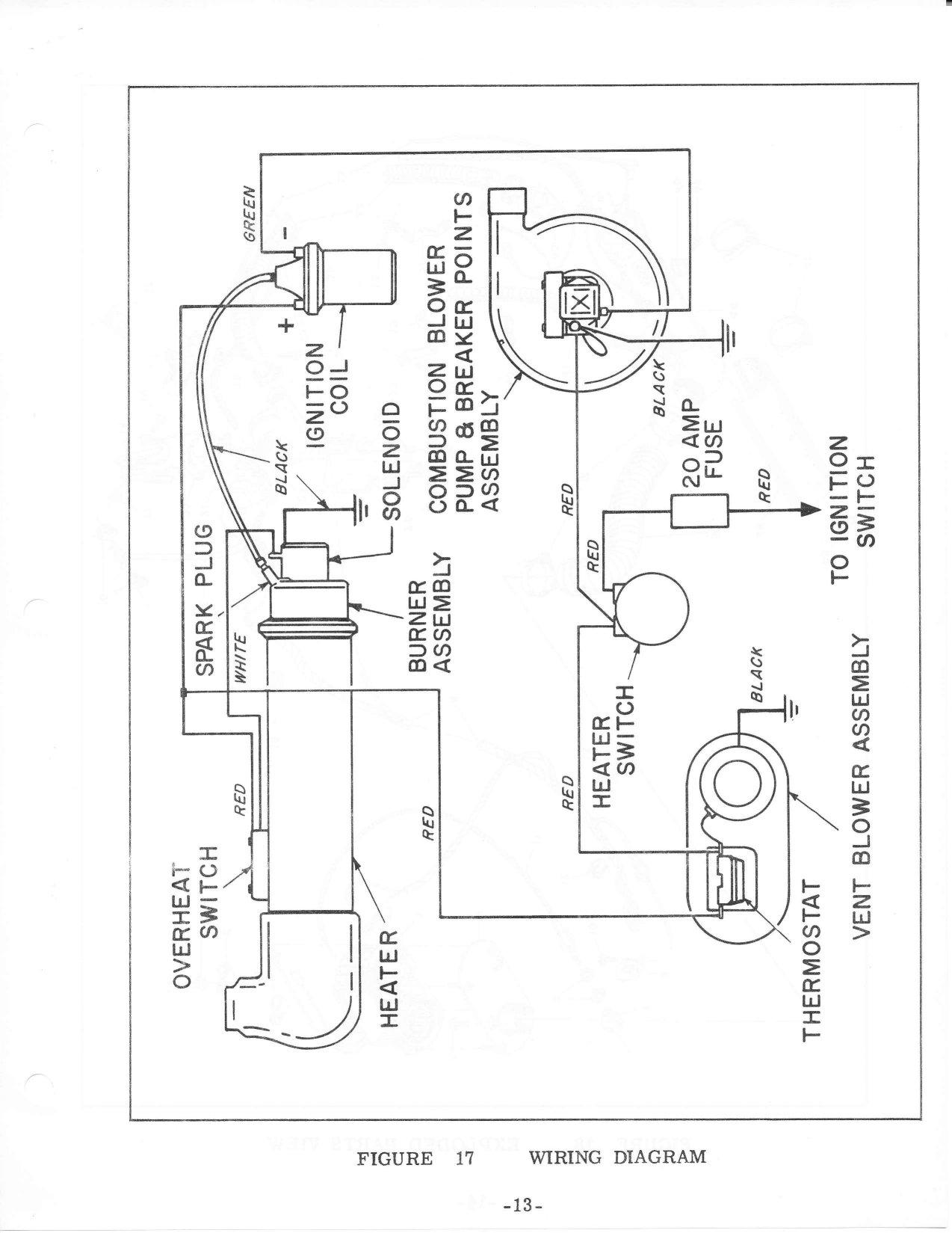 1960 vw beetle wiring