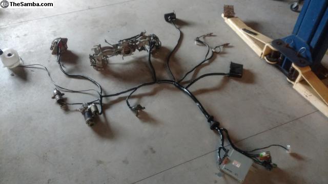 TheSamba  VW Classifieds - Modified Subaru Wiring harnesses