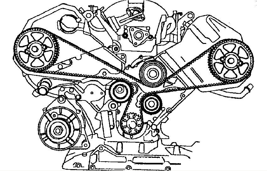 2001 Vw Passat V6 Engine Diagram - 8mrkmpaaublomboinfo \u2022