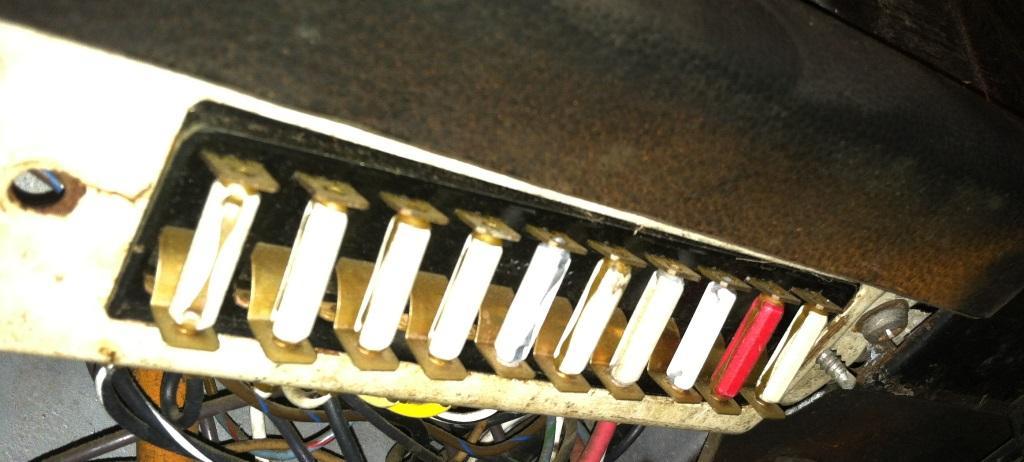 1973 gmc motorhome fuse box