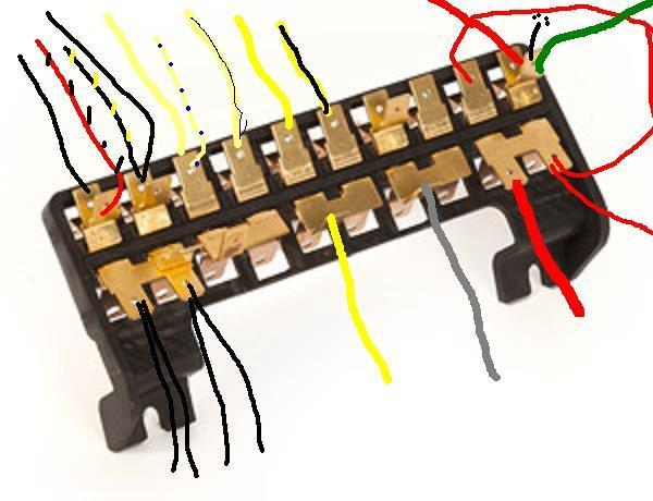 68 Beetle Horn Wiring Diagram Electrical Circuit Electrical Wiring