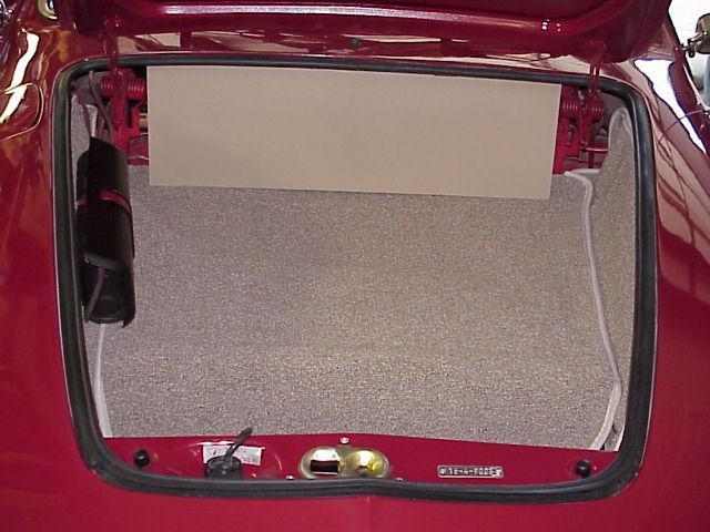 Karmann Ghia Wiring Cover - Wiring Diagrams