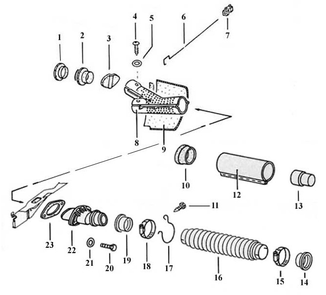 wiring diagram for 72 vw beetle