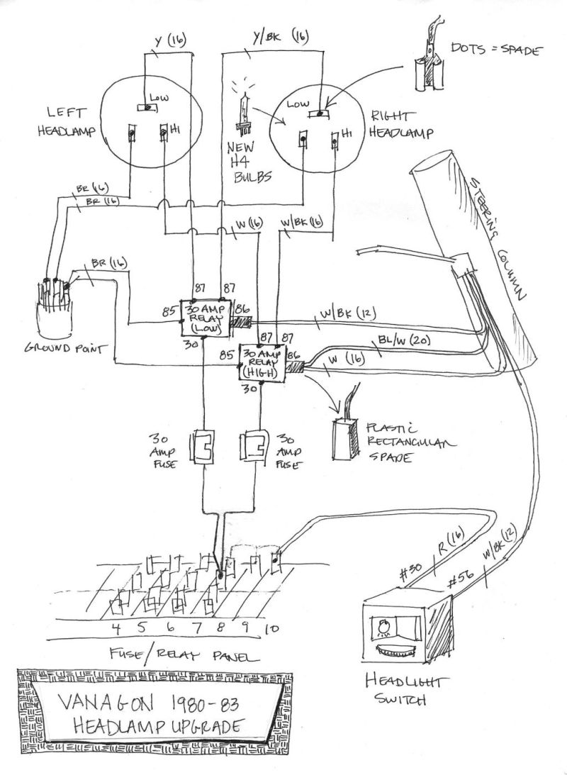 wiring diagram draw