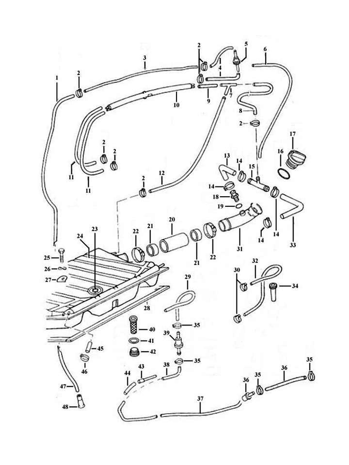 1978 vw super beetle wiring diagram